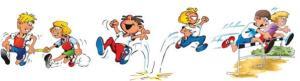 friidrett-tegning